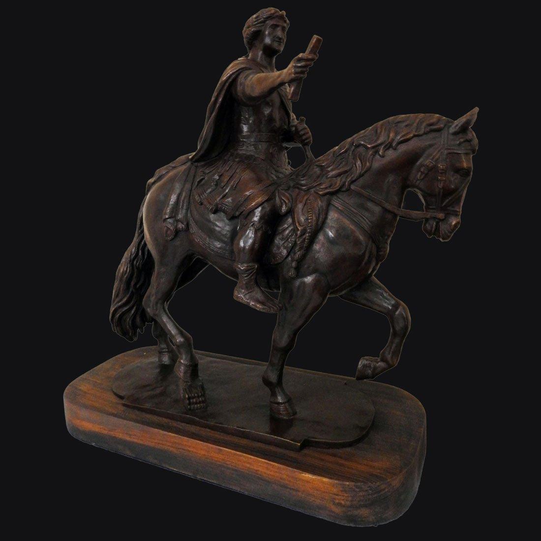 Escultura pequeño formato Caballito