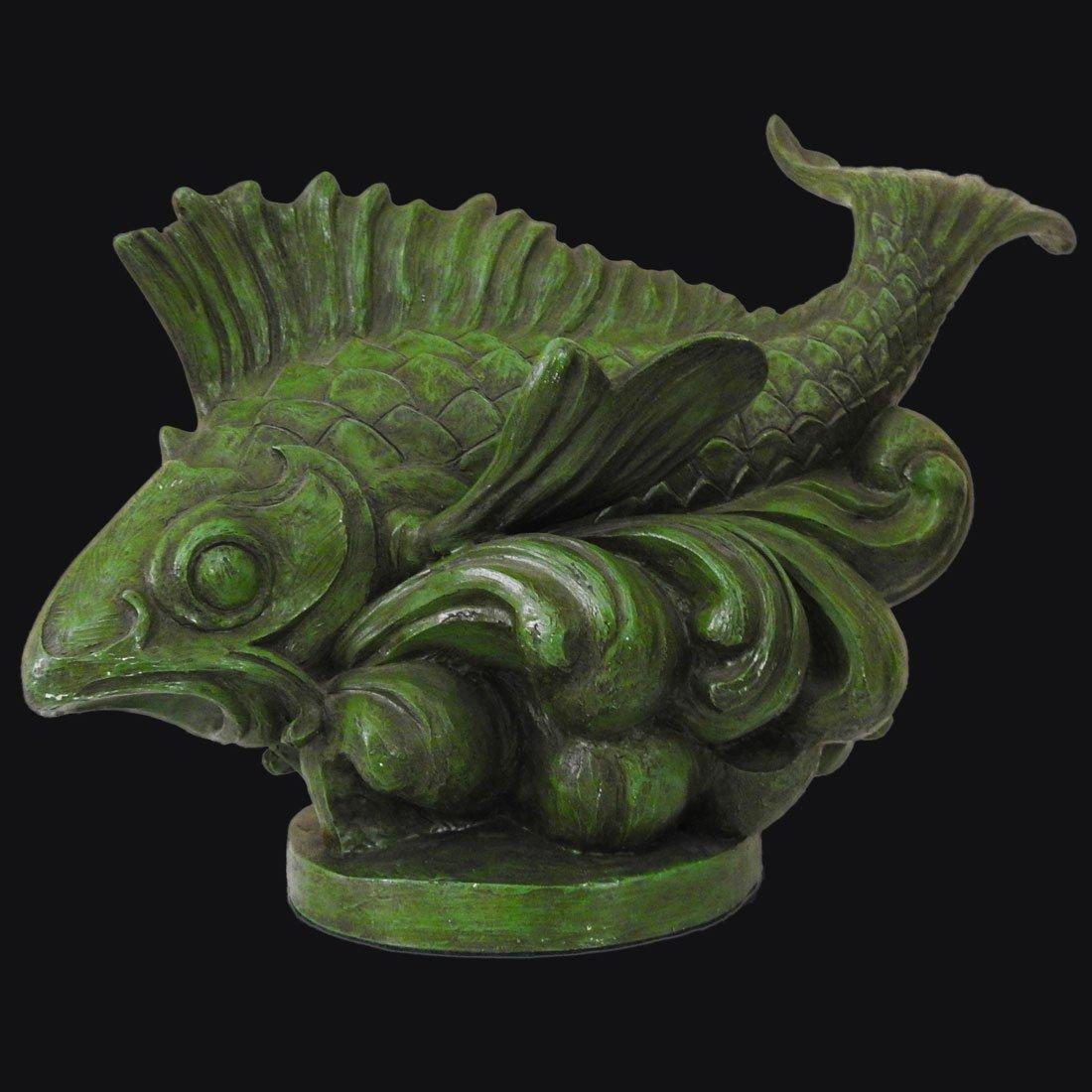 Escultura pequeño formato Pez
