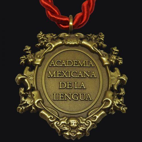 Medalla Académica - Academia De La Lengua