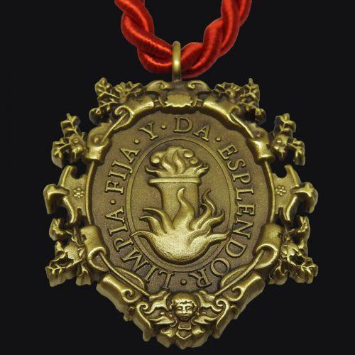 Medalla Academica Academia Mexicana de la Lengua