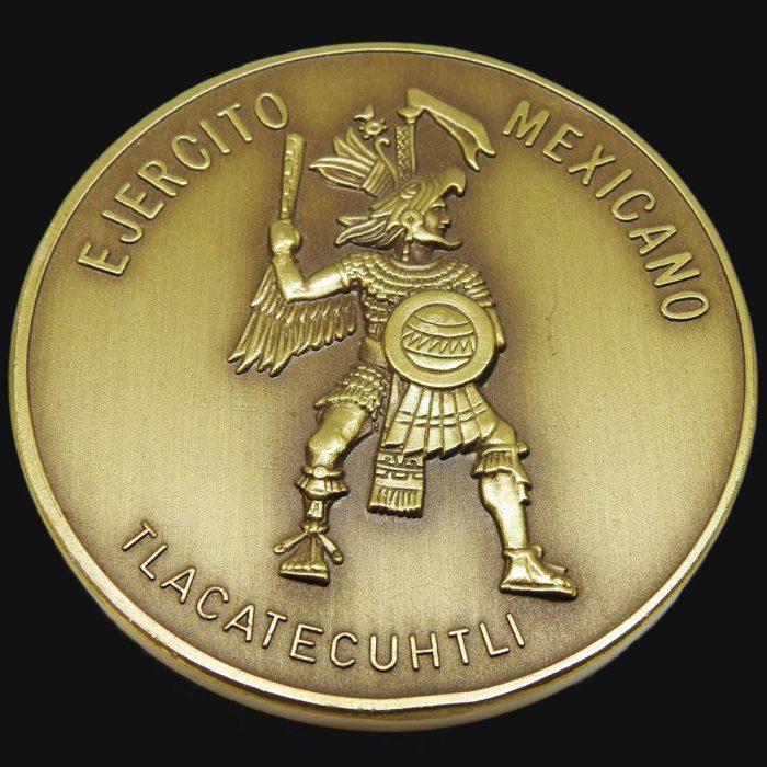 Medalla Militar Ejército Mexicano