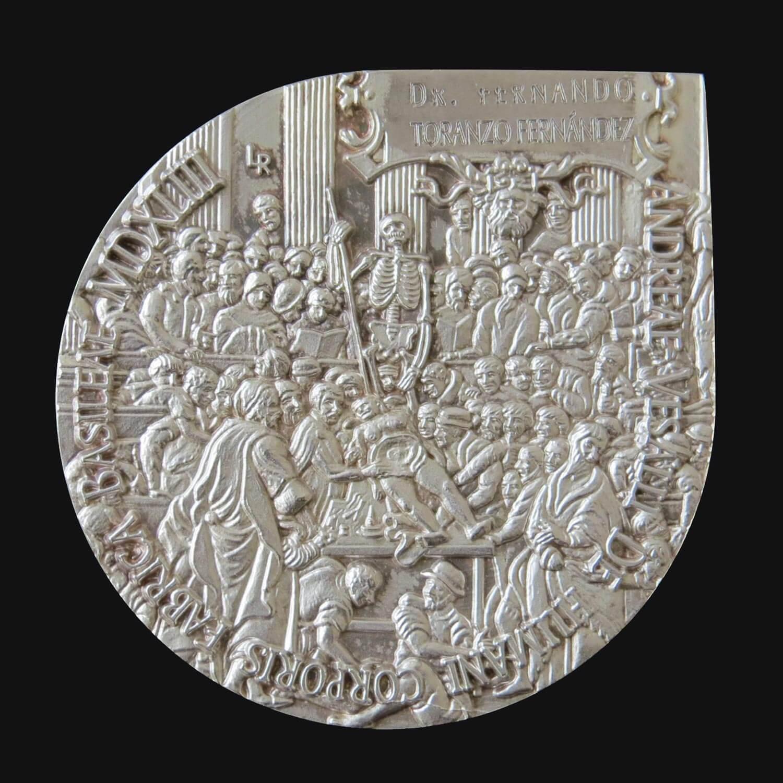 Medalla Conmemorativa Vesalio